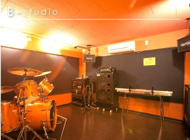 Bスタジオ画像